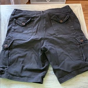 American Eagle extreme flex cargo shorts